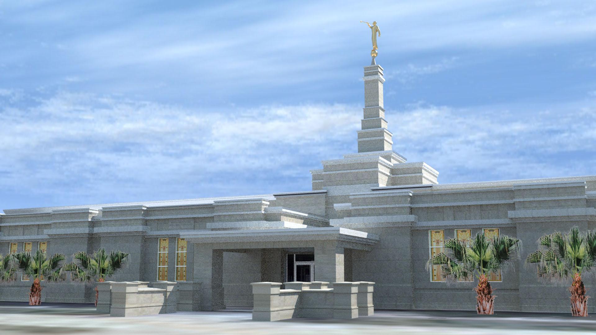 Aba Nigeria Temple Thumb