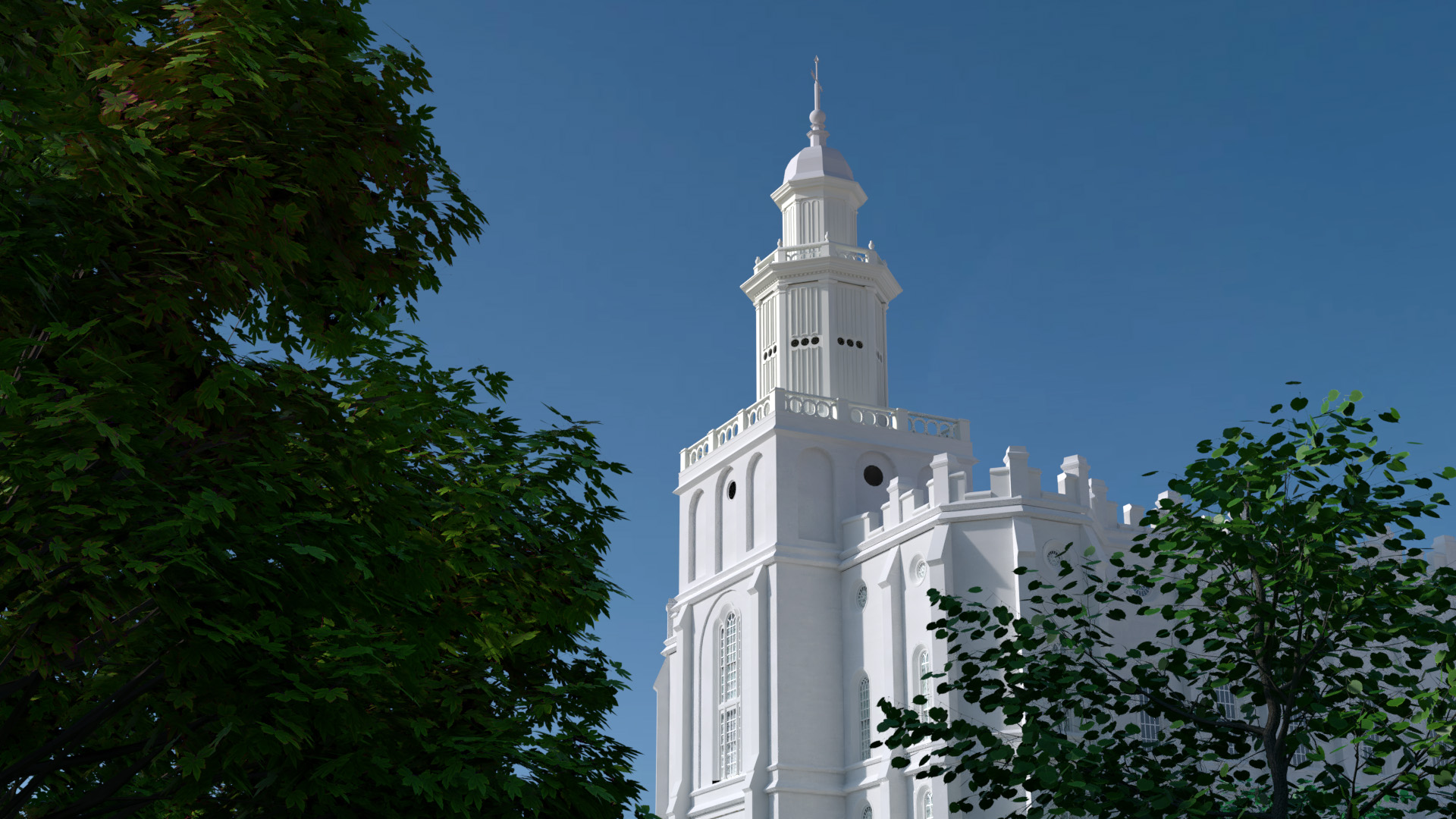 Saint George Utah Temple thumb2