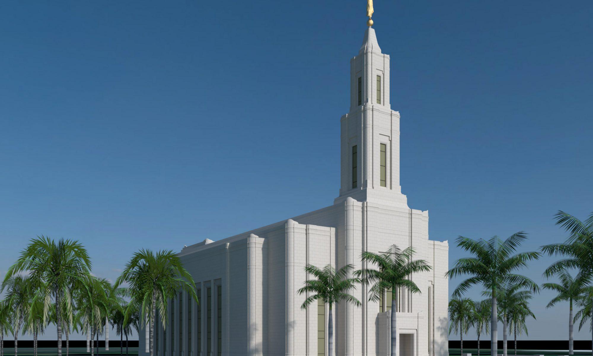Urdaneta Phillipines Temple image 006