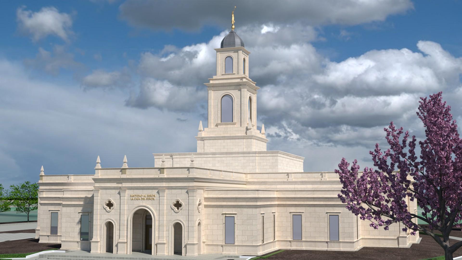 Salta Argentina Temple Thumb
