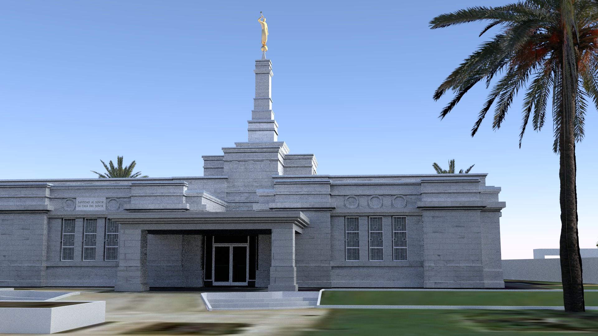 Mérida Mexico Temple thumb