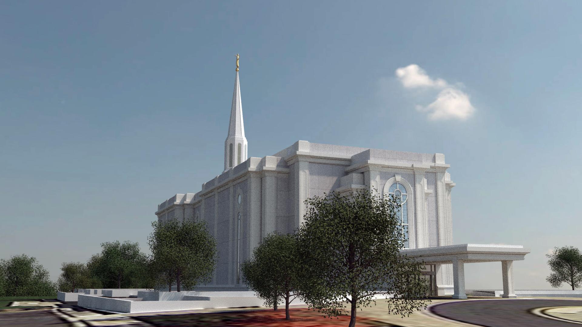 Saint Louis Missouri Temple