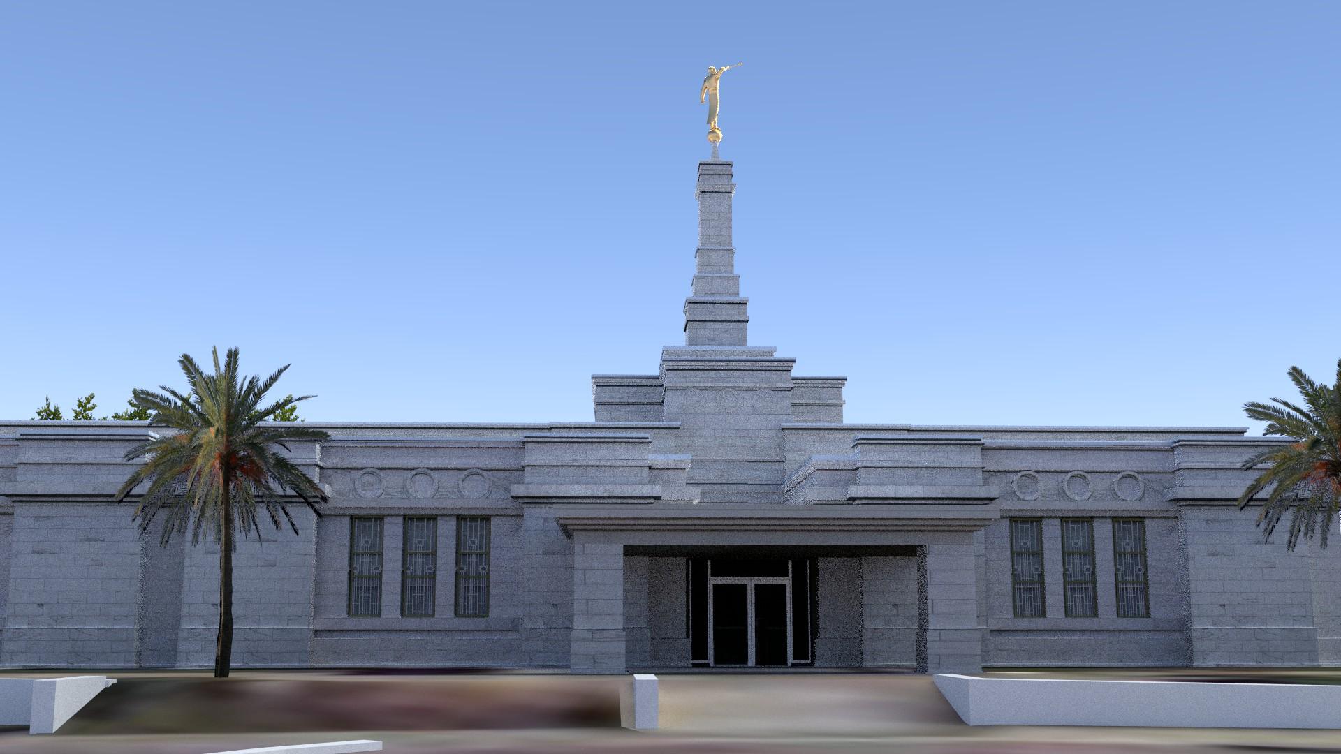 Tampico Mexico Temple