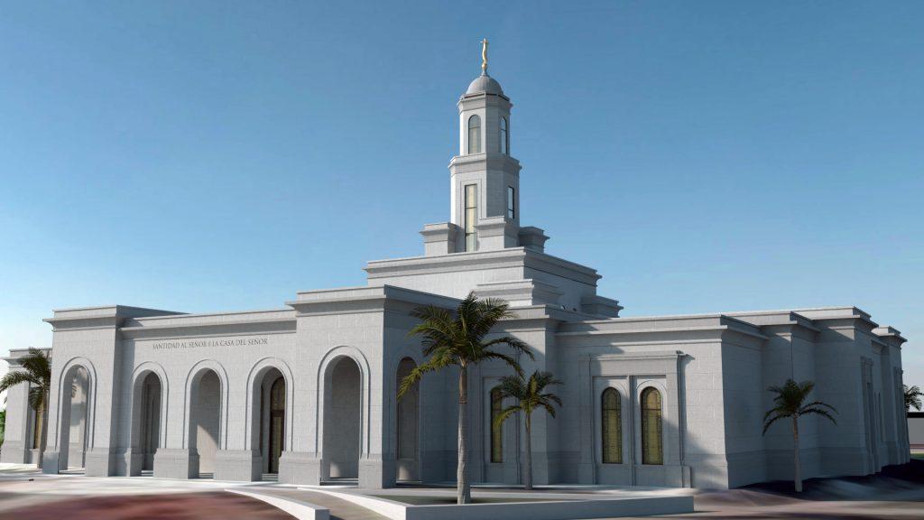 Trujillo Peru Temple thumb