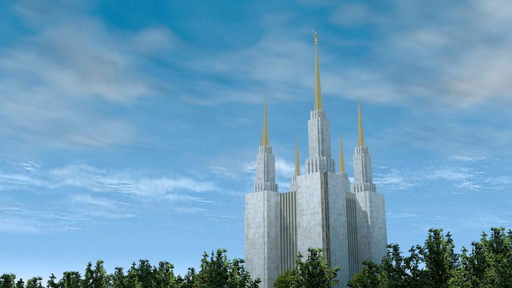 Washington D. C. Temple Thumbnail