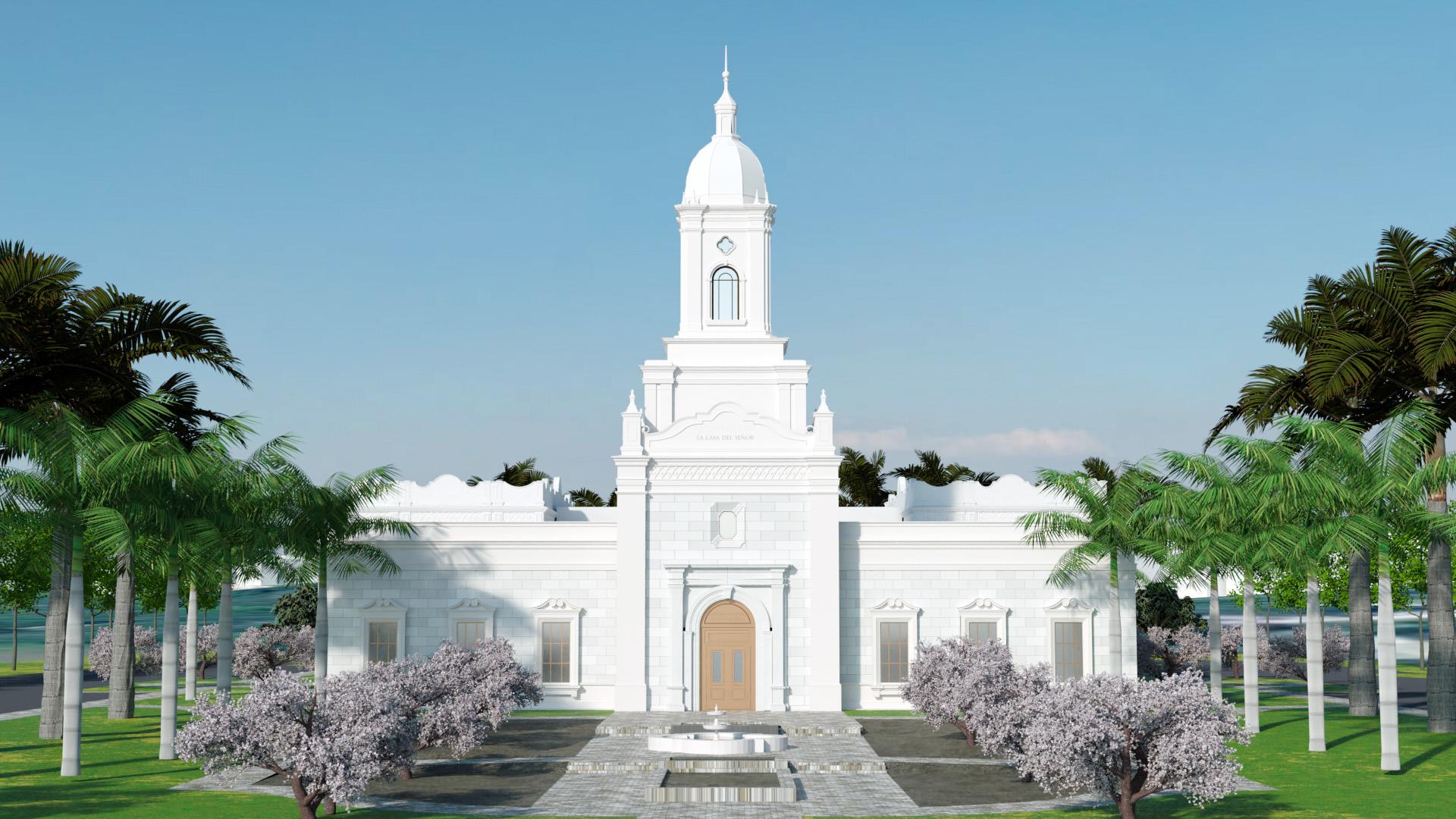 San Pedro Sula Honduras Temple